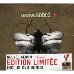 Unswabbed Instinct CD DVD